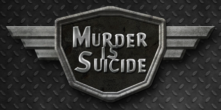 Murder is Suicide Logo